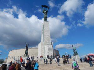 Budapest Statue of Liberty