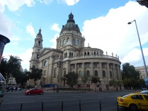 Budapest St.Stephens Basillica