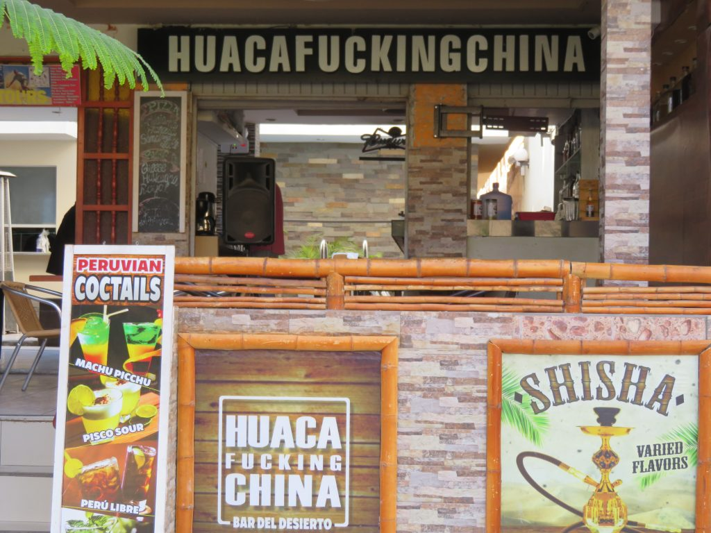 Huacachina Travel Guide - Partying