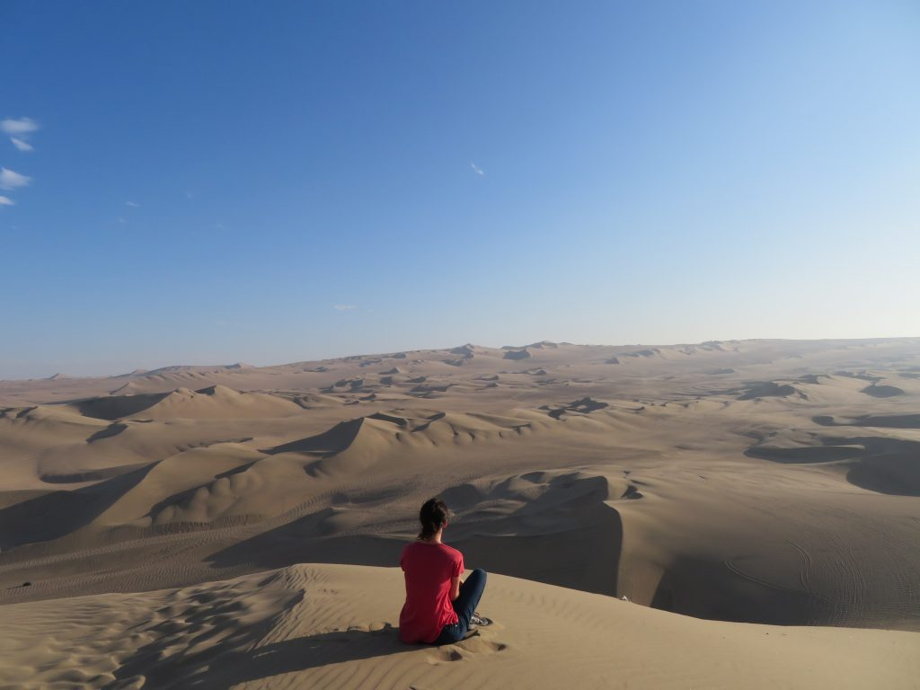 Huacachina Travel Guide - The Endless Desert