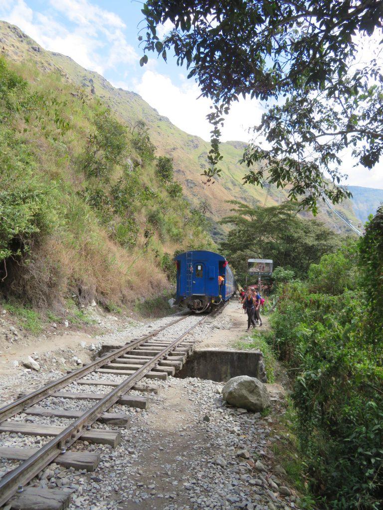 Visiting Machu Picchu | Train to Machu Picchu