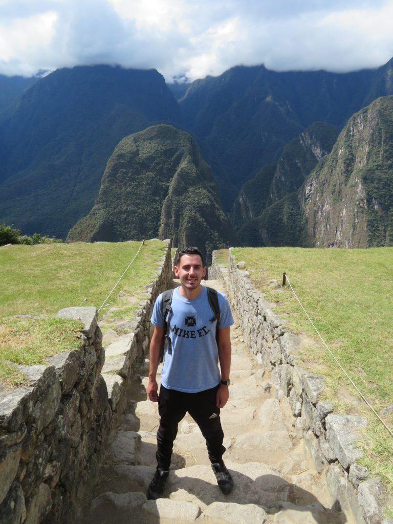 Visiting Machu Picchu | The Sun Gate