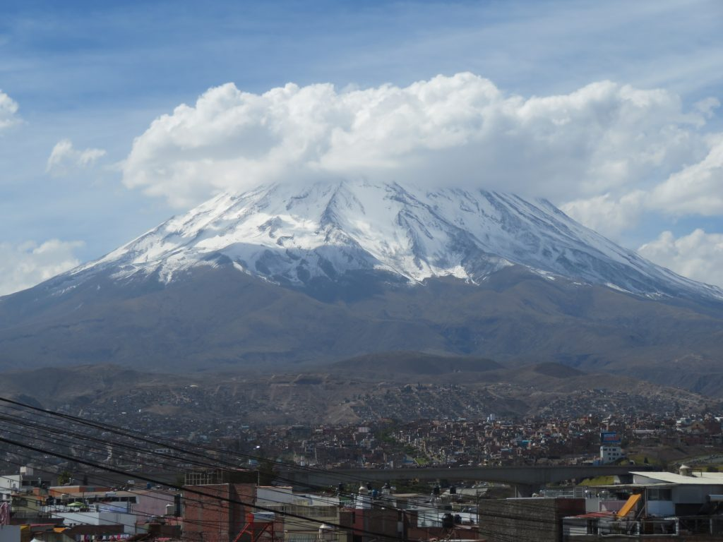 Top Things to do in Arequipa | El Misti