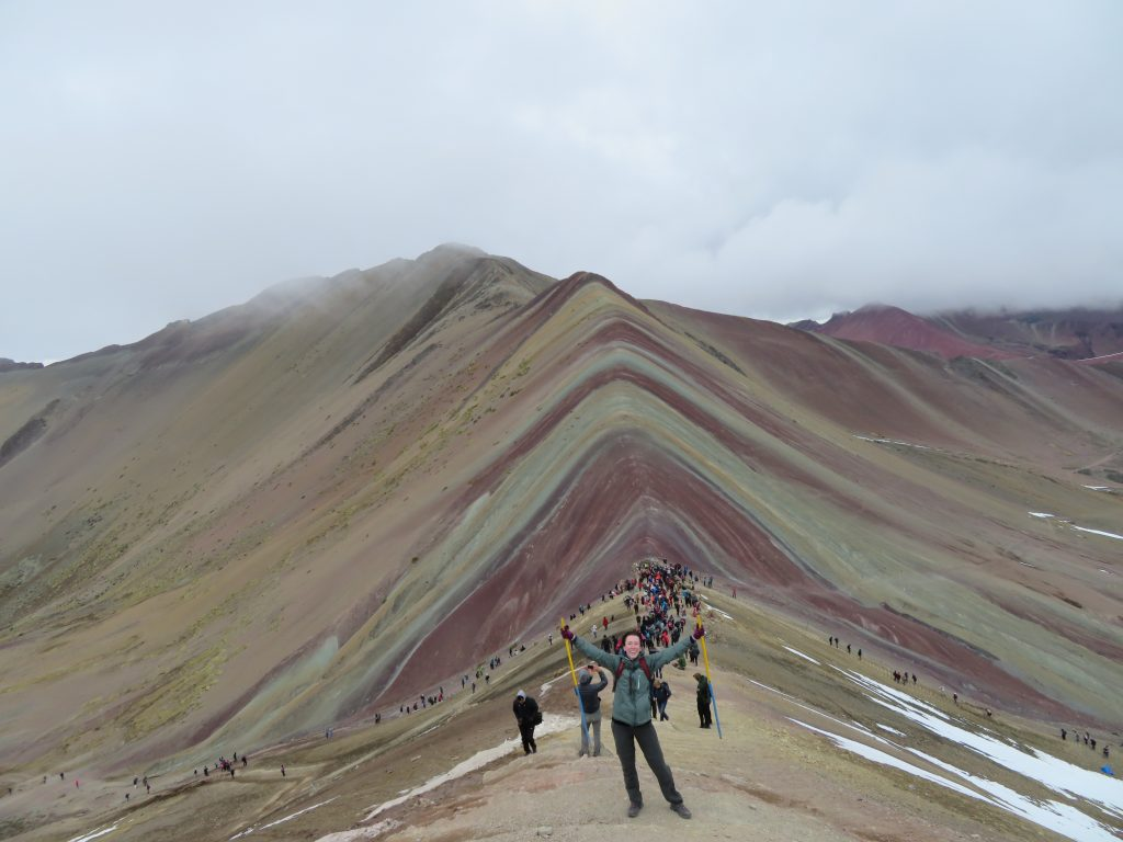 Rainbow Mountain | Trekking