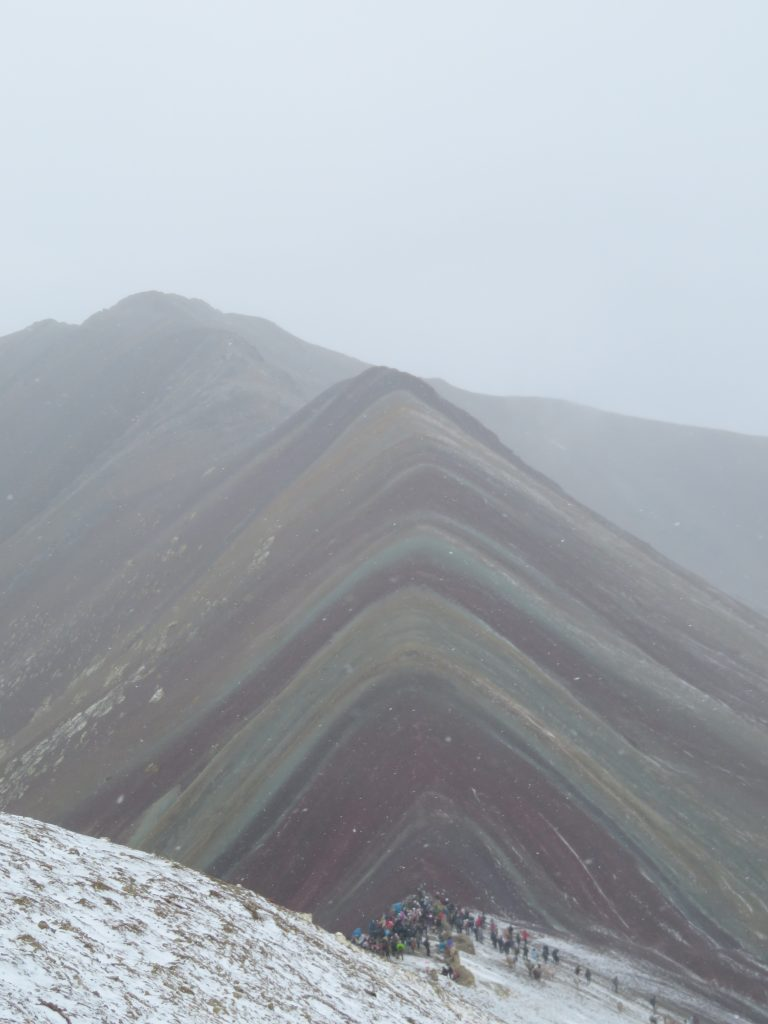 Rainbow Mountain | Blizzard