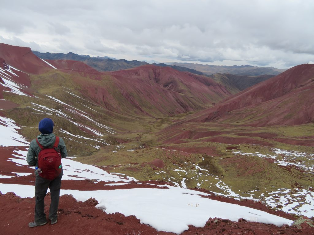 Rainbow Mountain | Red Valley