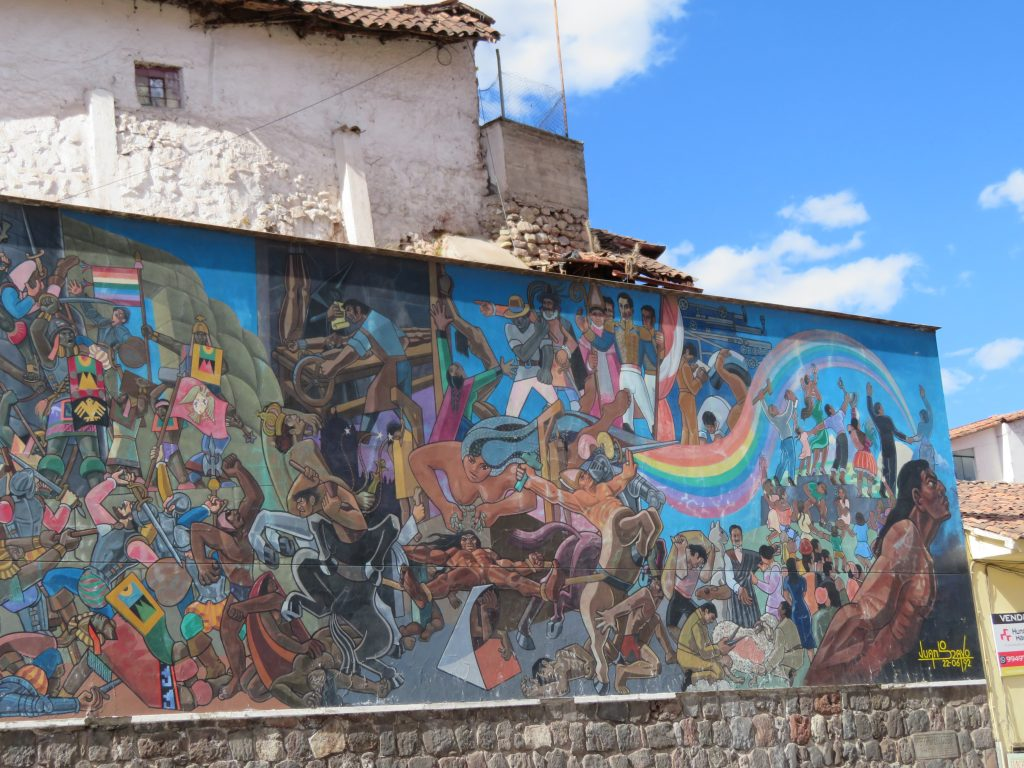 Top Things to do in Cusco | Mural