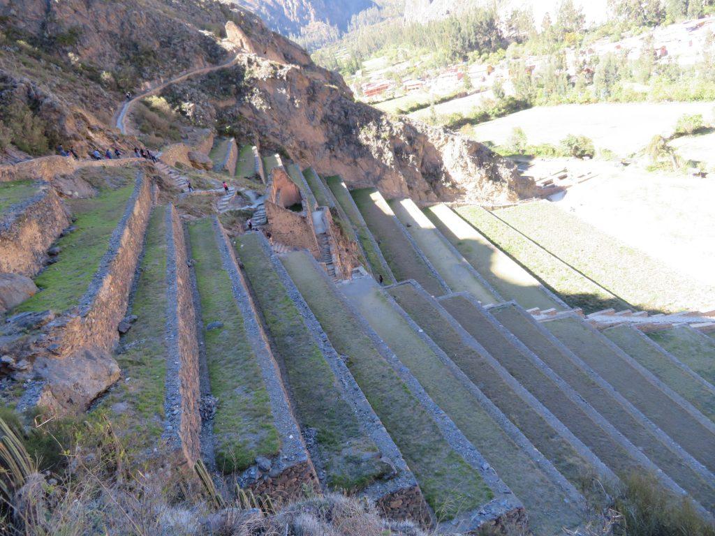 Guide to Peru's Sacred Valley | Ollantaytambo Ruins