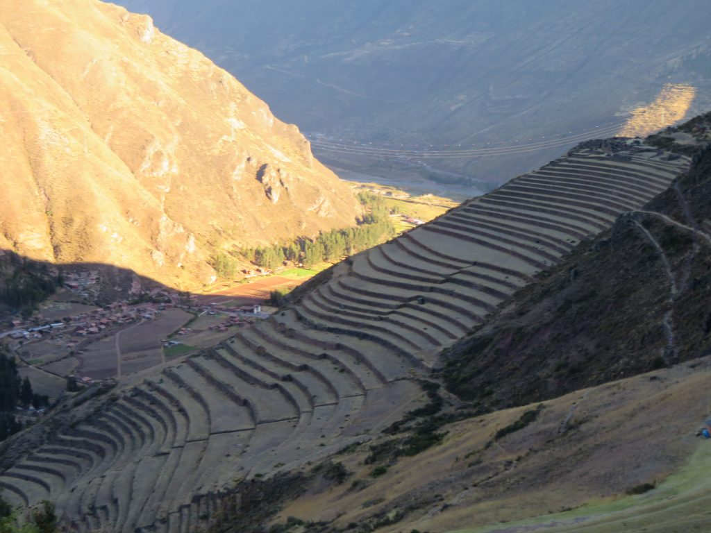 Guide to Peru's Sacred Valley | Pisaq Terraces
