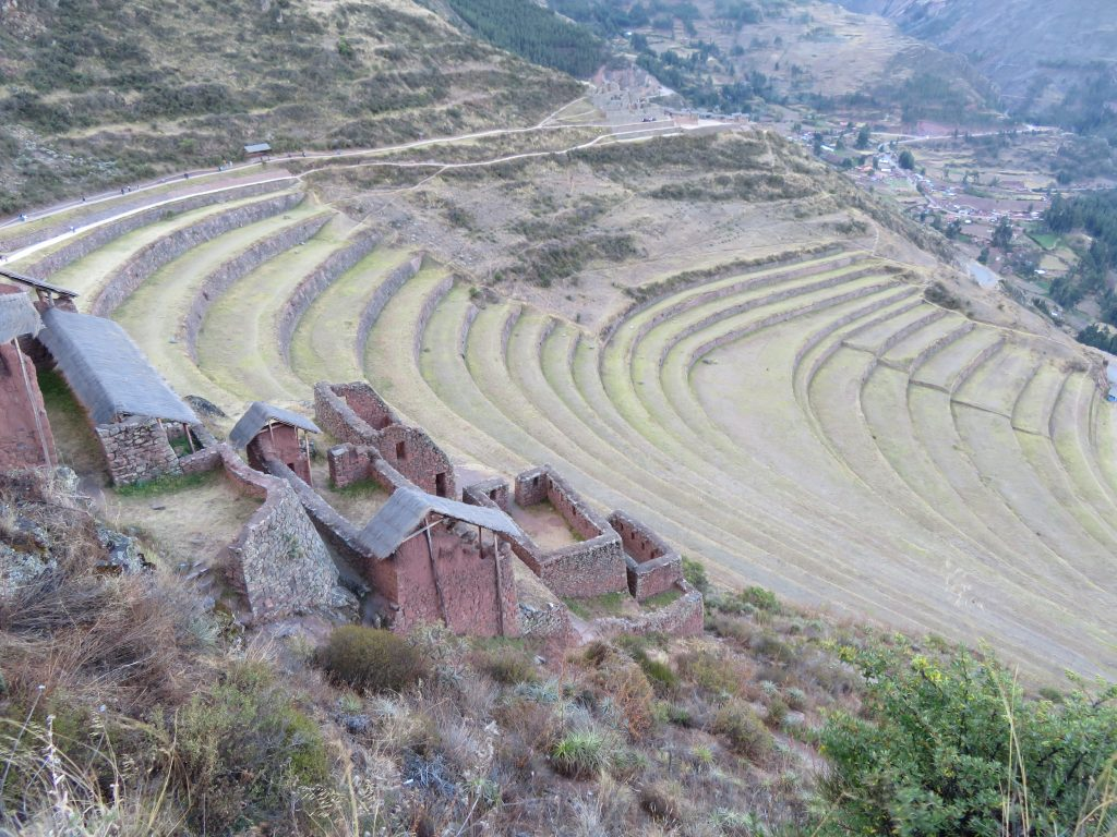 Guide to Peru's Sacred Valley | Pisaq Ruins