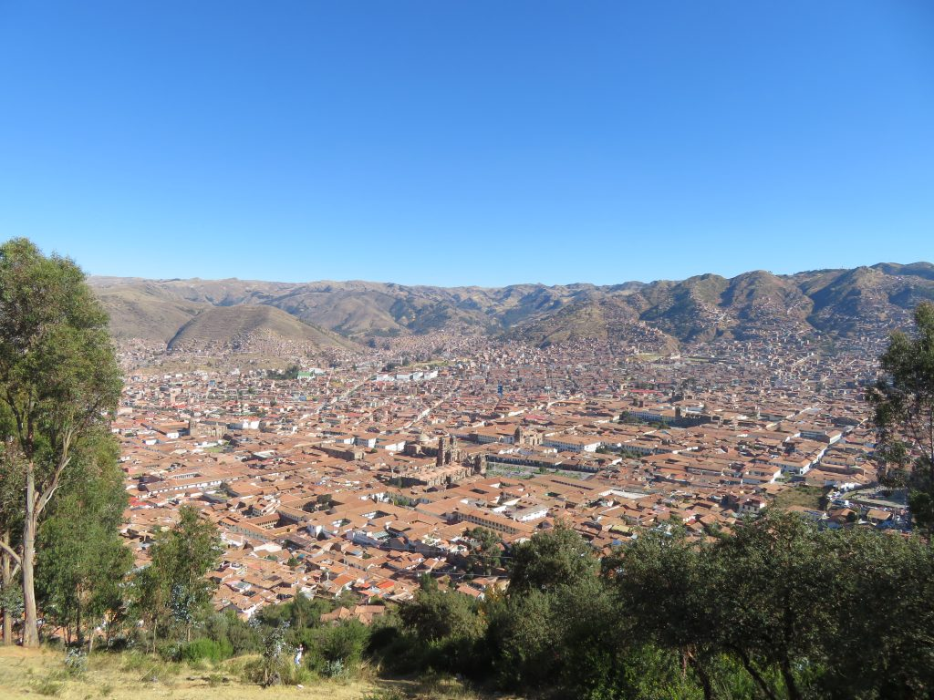 Top Things to do in Cusco | View of Cusco