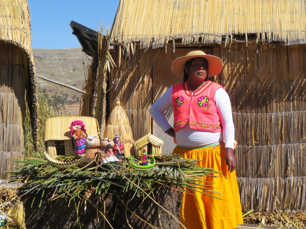 Peru's Lake Titicaca | Uros floating islands