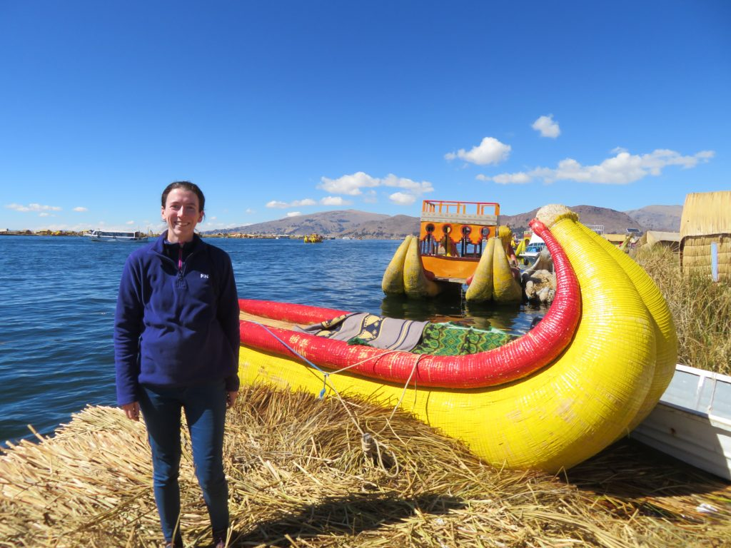 Peru's Lake Titicaca | Floating Islands