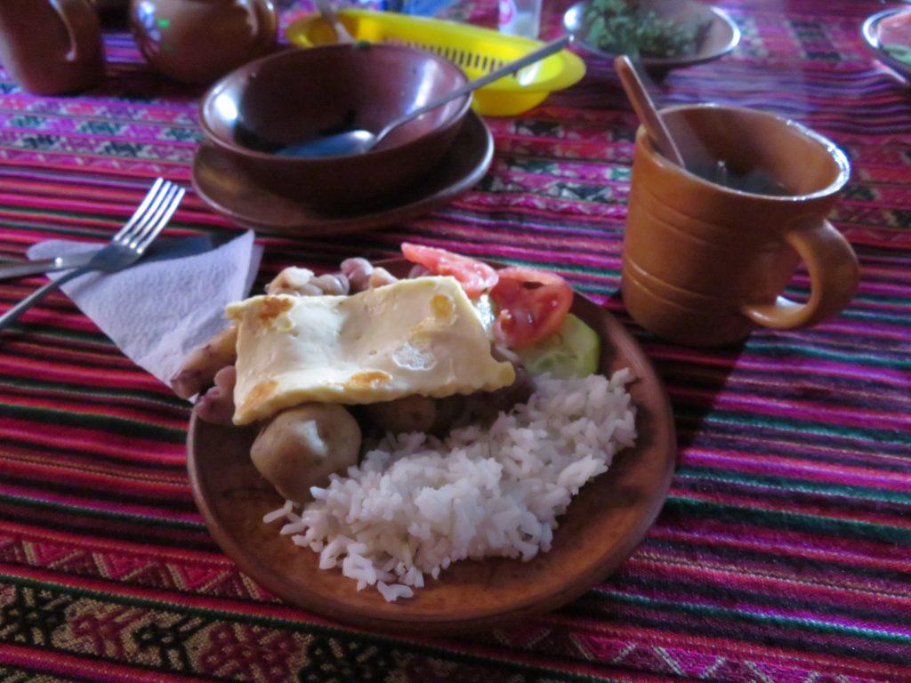 Peru's Lake Titicaca| Amantani homestay