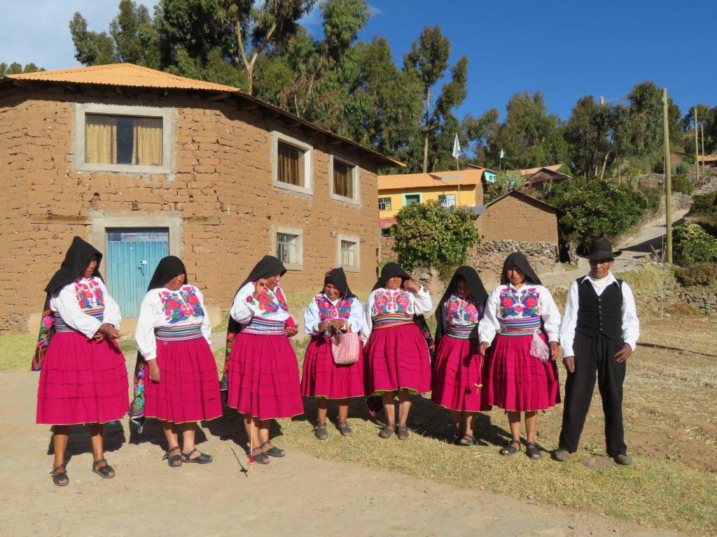 Peru's Lake Titicaca | Quechua