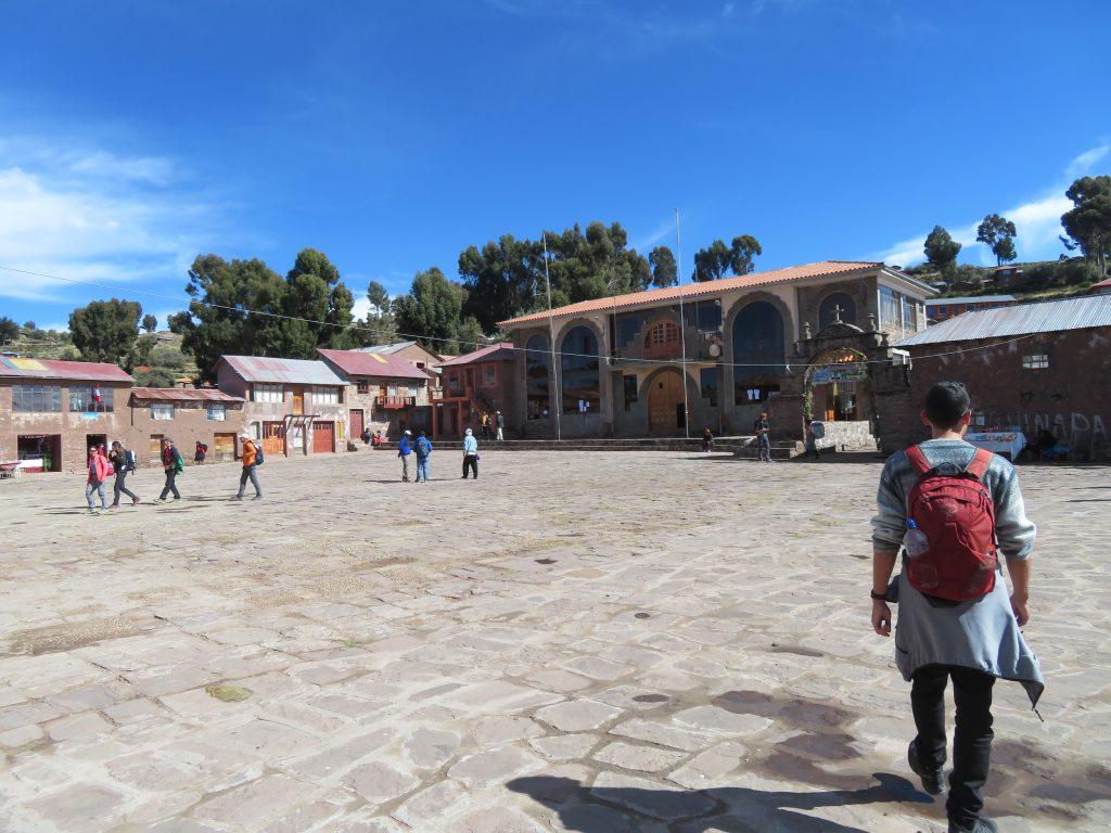 Peru's Lake Titicaca| Taquile Island