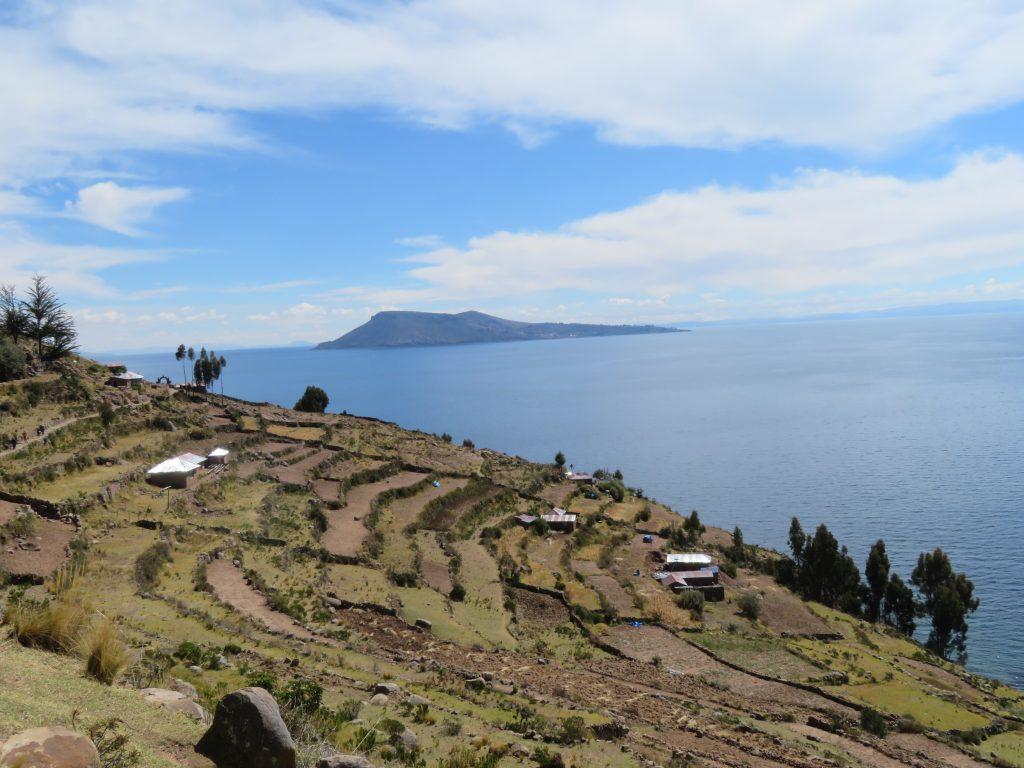 Peru's Lake Titicaca| Taquile hike
