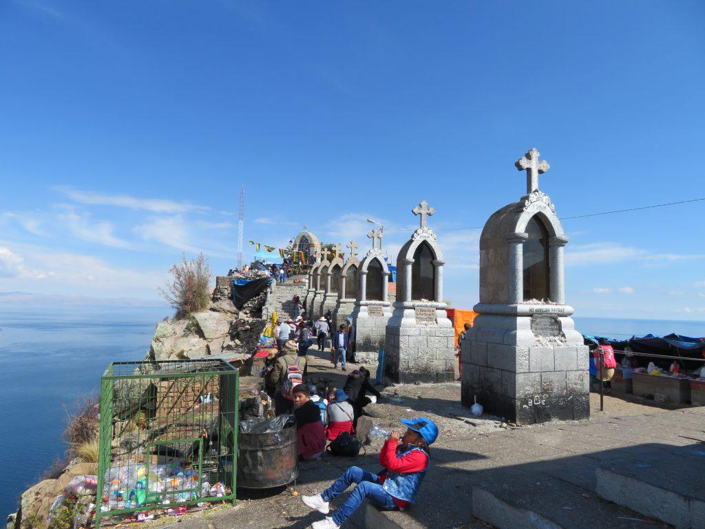 Copacabana Bolivia | Cerro Calvario
