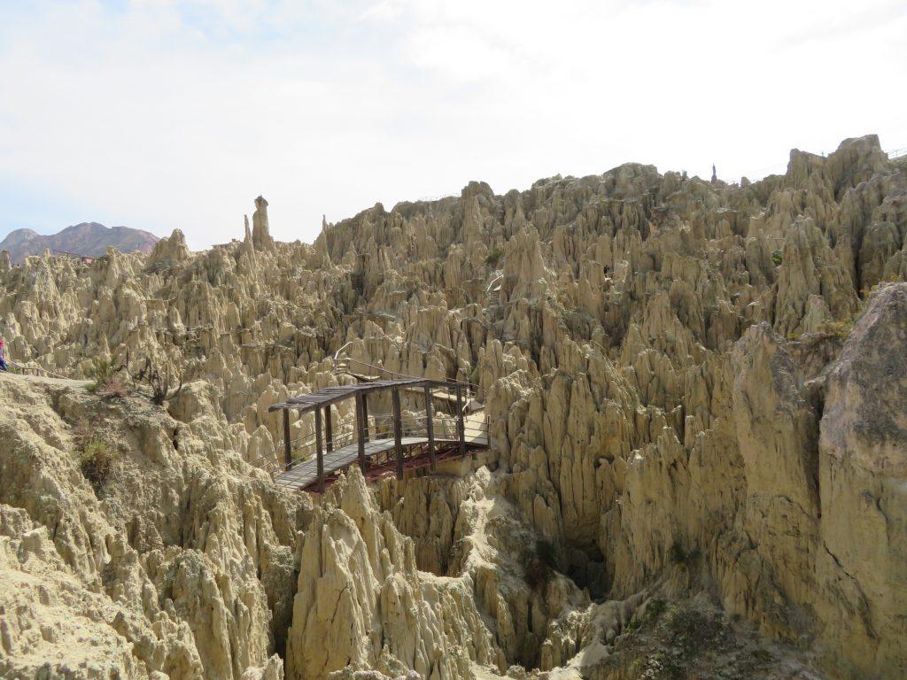 Top Things to do in La Paz | Valle de la Luna
