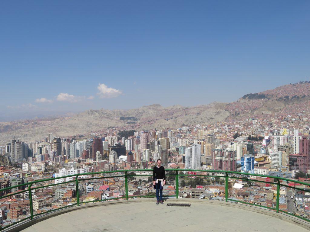 Top Things to do in La Paz | Mirador Killi Killi