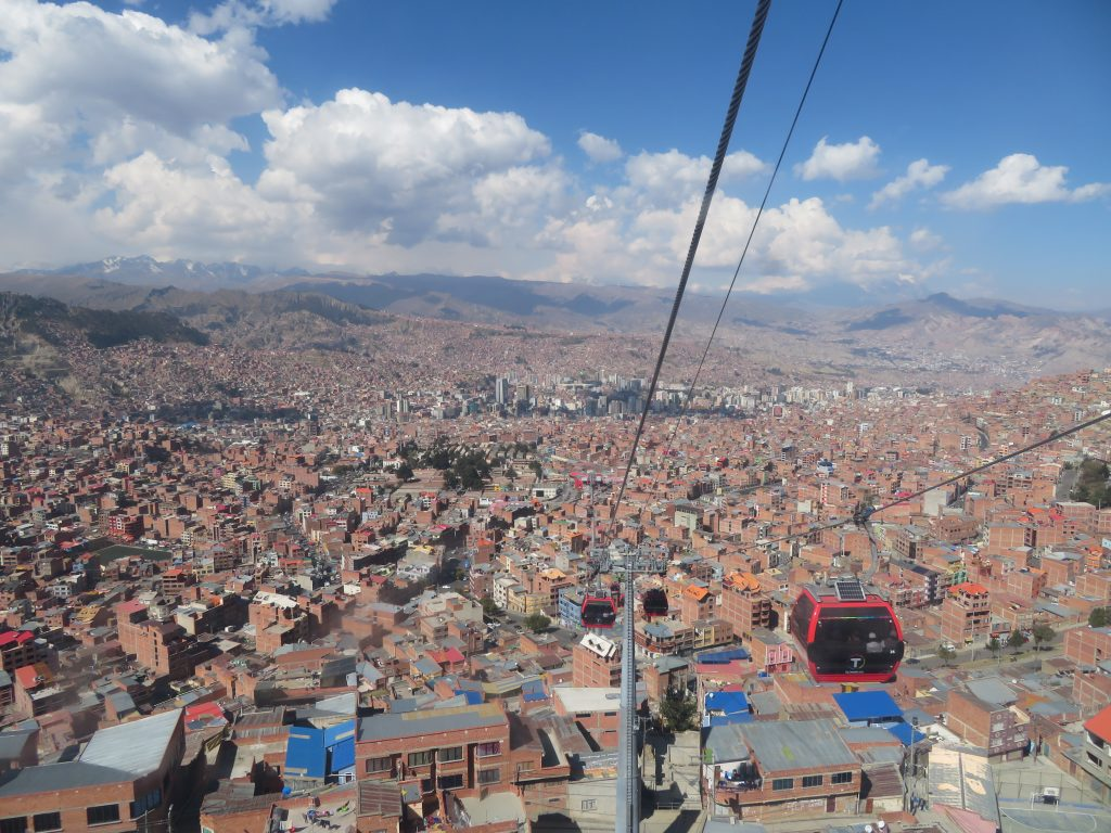 Top Things to do in La Paz | Mi Teleferico