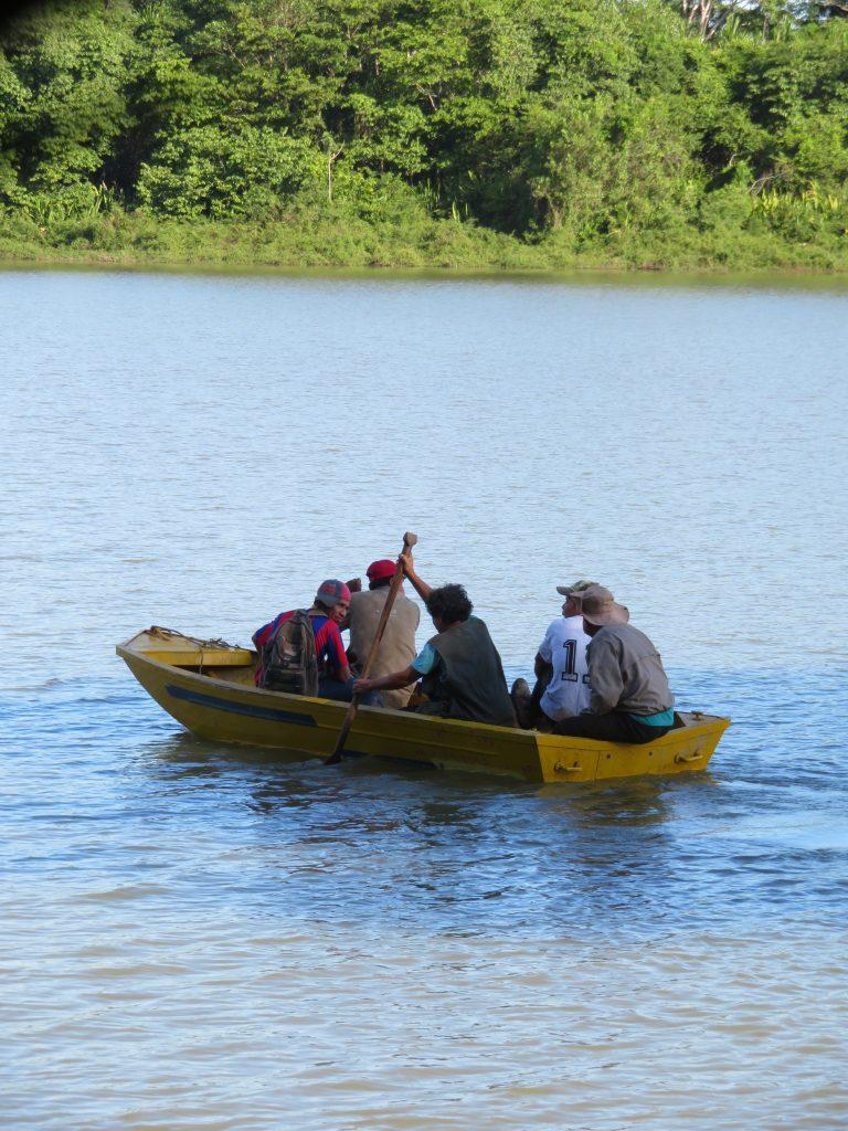Amazon Rainforest | Canoe