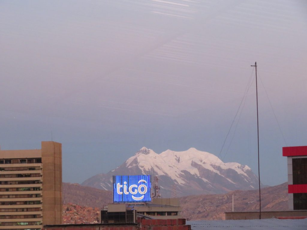 Top Things to do in La Paz | Illimani