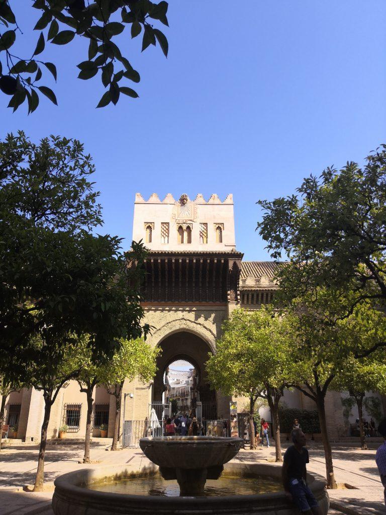 Seville Travel Guide   Patio de los Naranjos