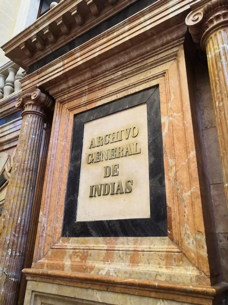 Seville Travel Guide   Archivo General de Indias