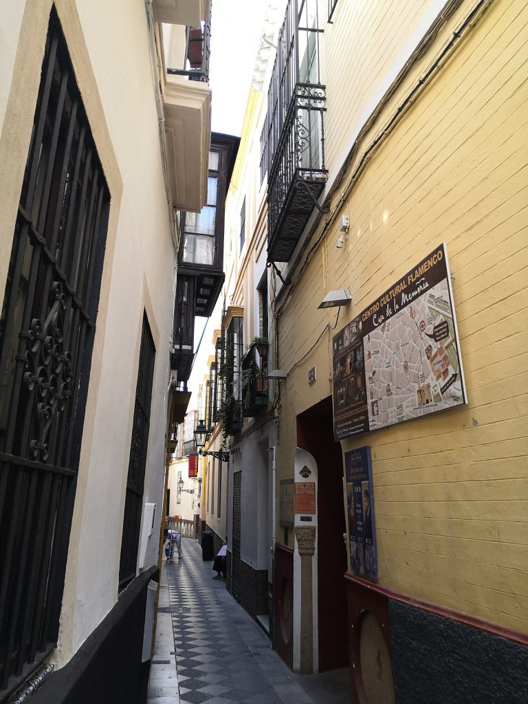 Seville Travel Guide   Santa Cruz