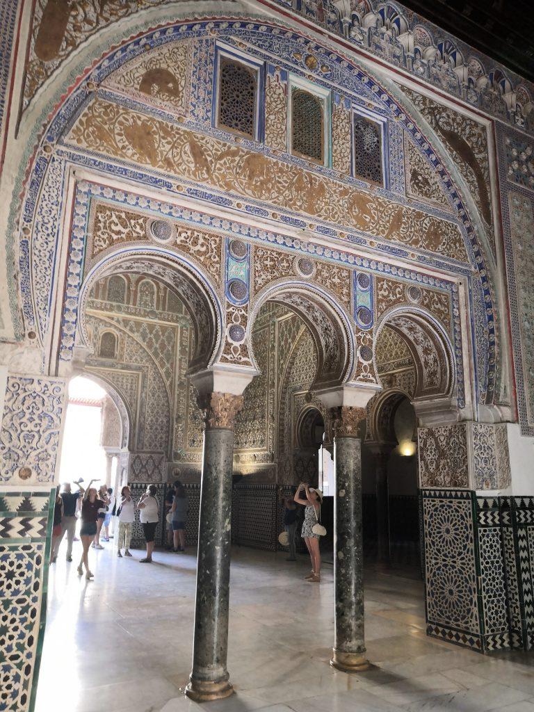 Seville Travel Guide   Real Alcazar