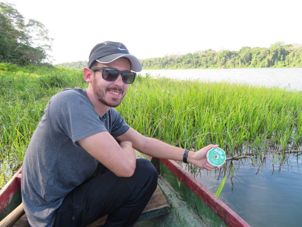 Amazon Rainforest | Piranha Fishing