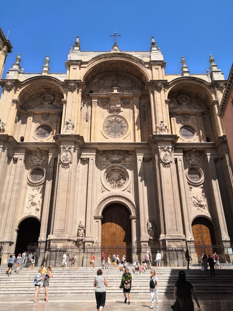 48 Hours in Granada | Granada Cathedral