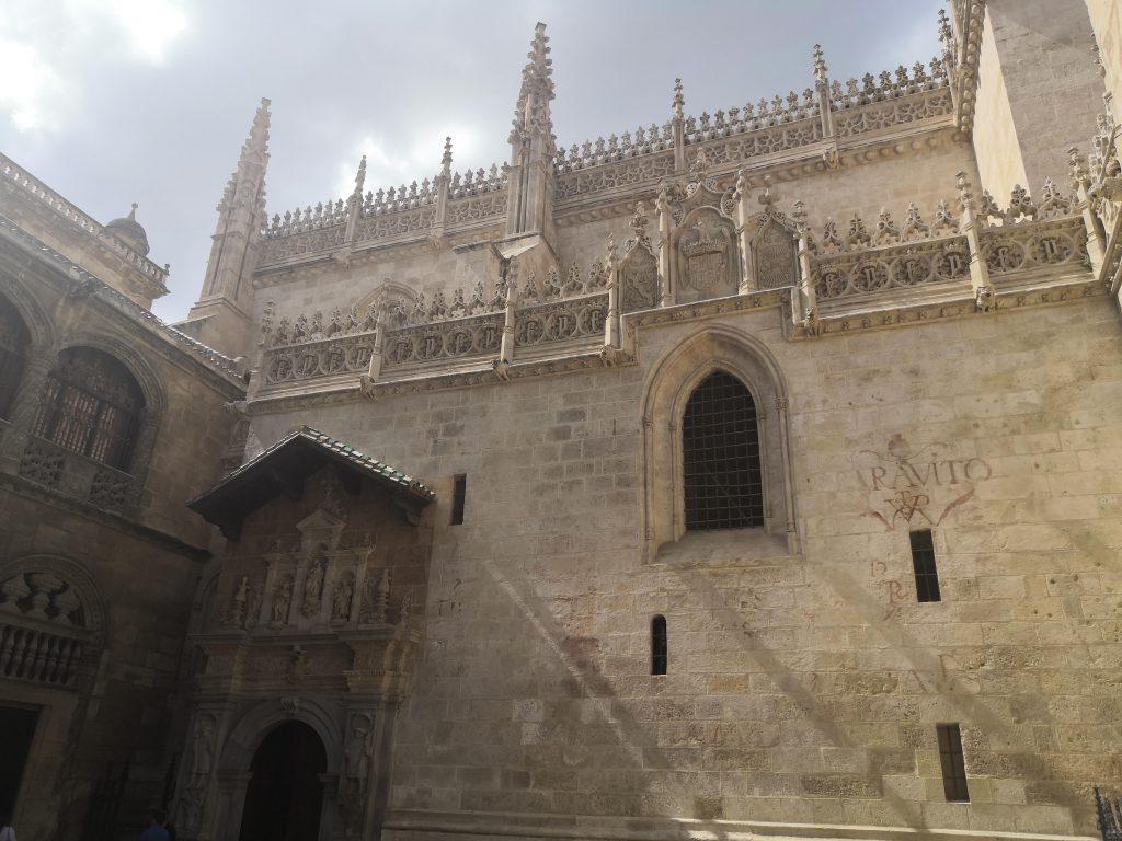 48 Hours in Granada   Capilla Real