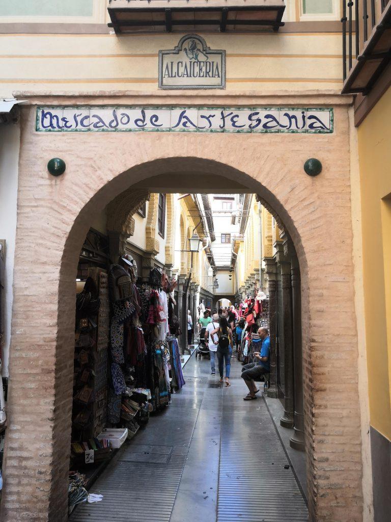 48 Hours in Granada   Alcaceira