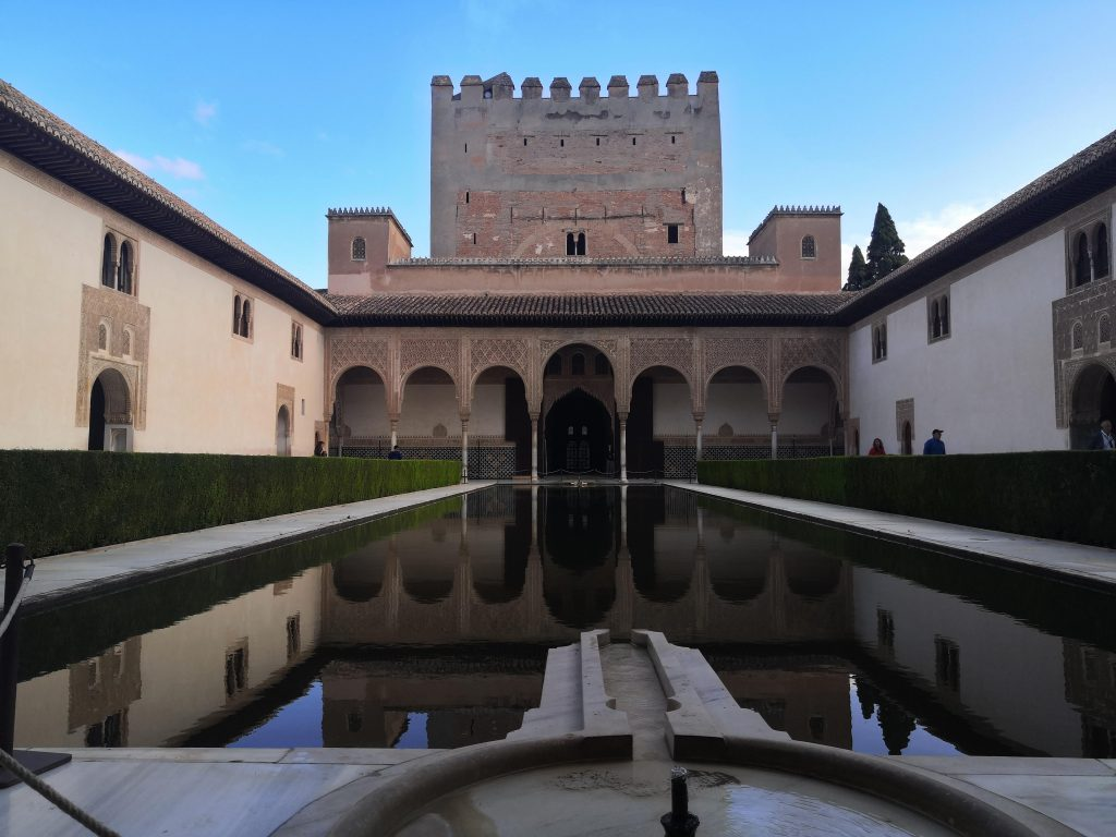 48 Hours in Granada | Court of the Myrtles