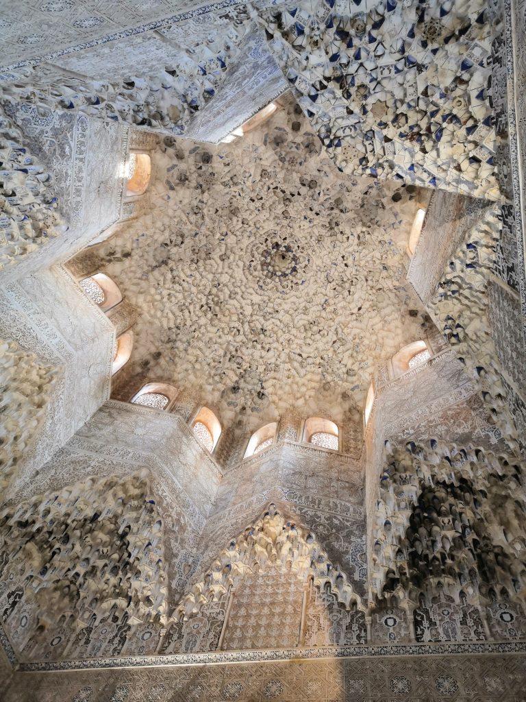 48 Hours in Granada   Hall of the Abencerrajes