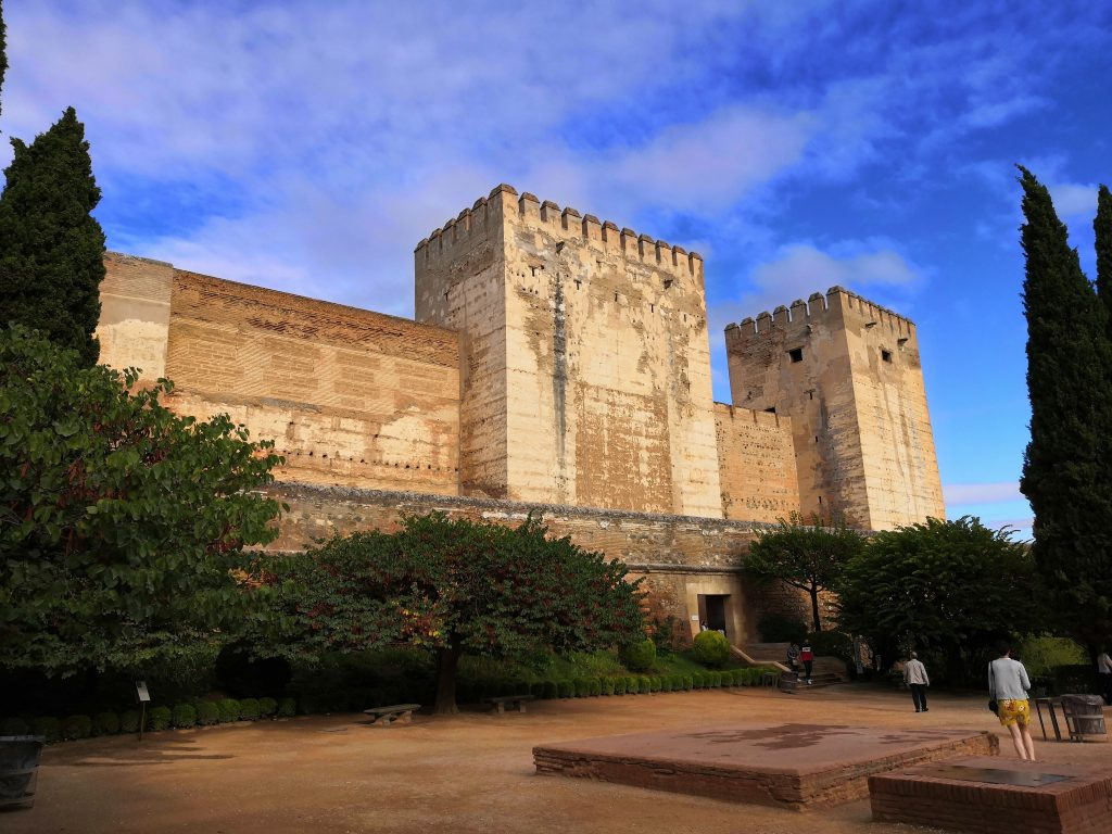 48 Hours in Granada   Alcazaba