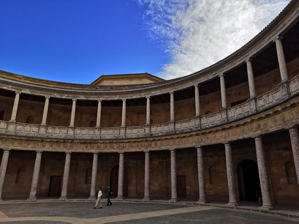 48 Hours in Granada | Carlos V Palace