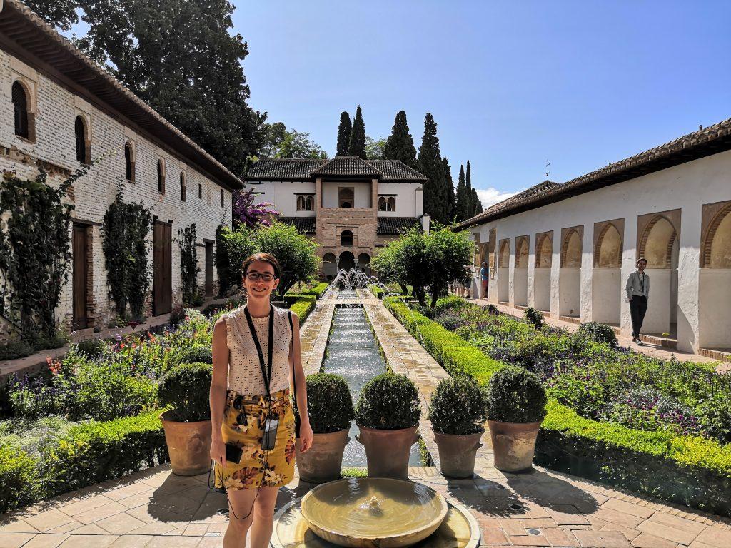 48 Hours in Granada   Generalife