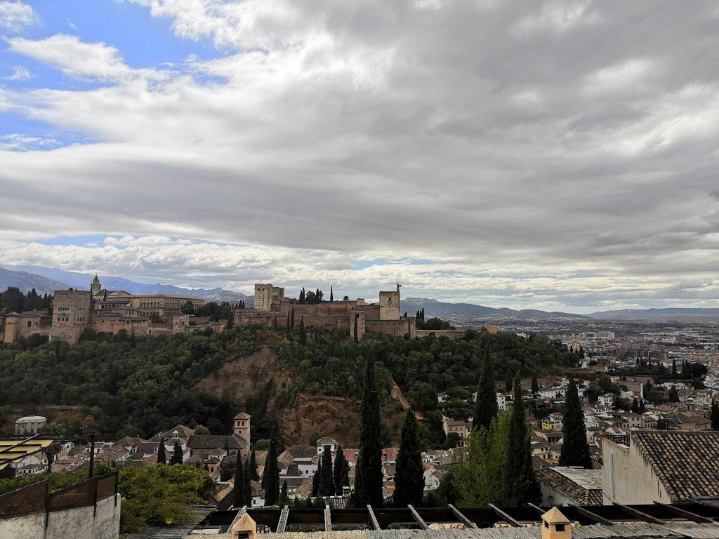 48 Hours in Granada   Mirador de San Nicolas