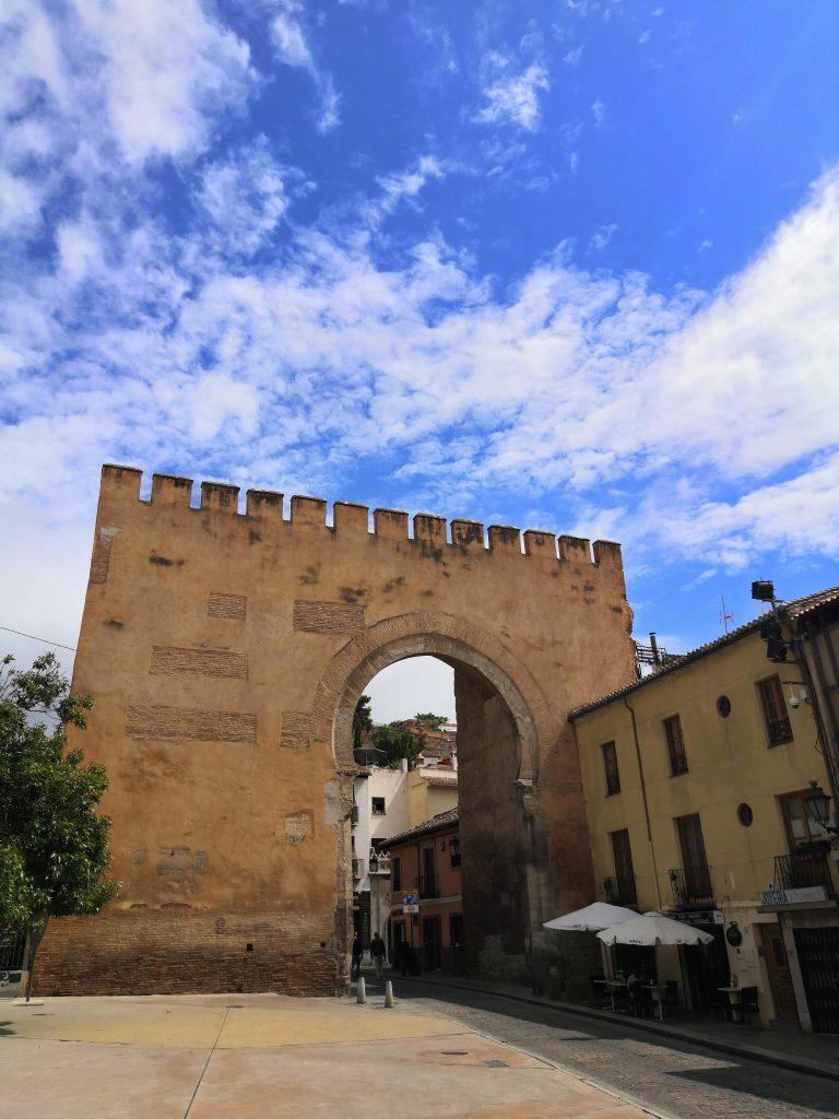 48 Hours in Granada   Puerta de Elvira