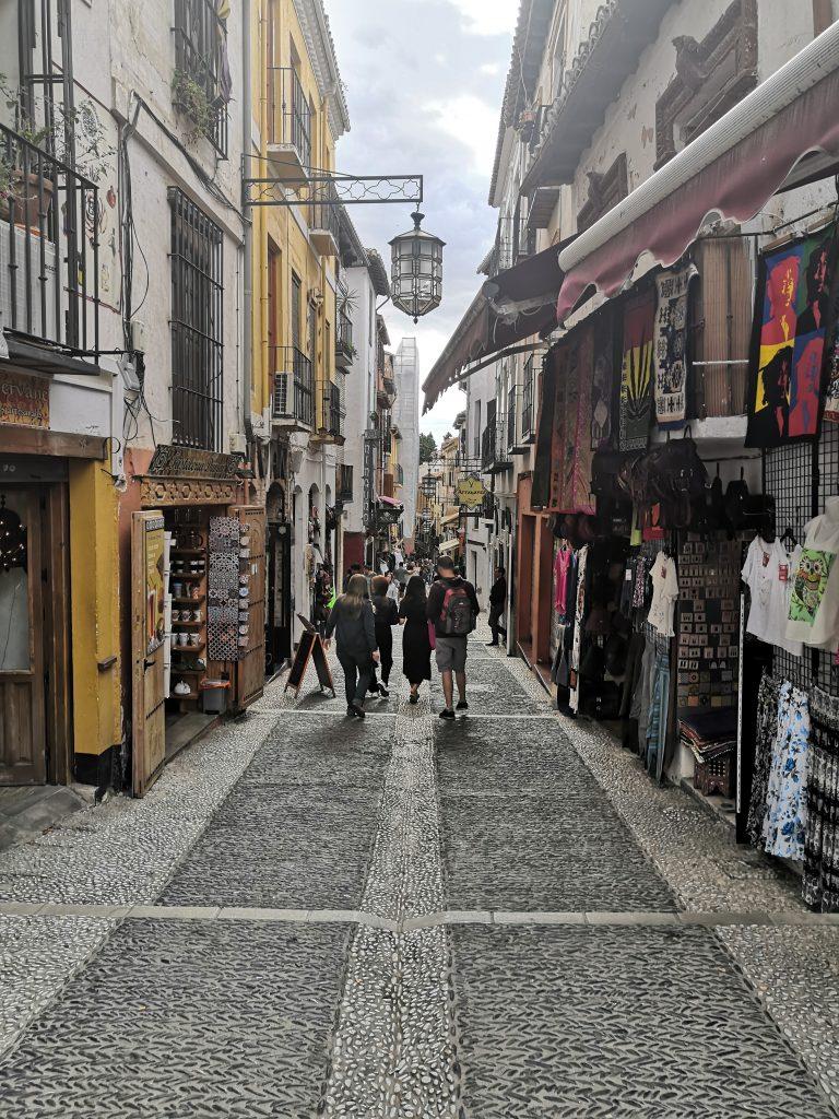 48 Hours in Granada   Calle Caldereria Nueva