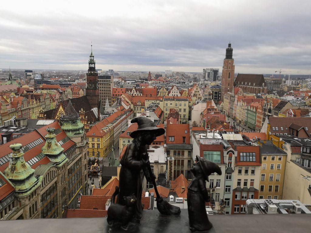 Wroclaw Christmas Markets | Penitent Bridge