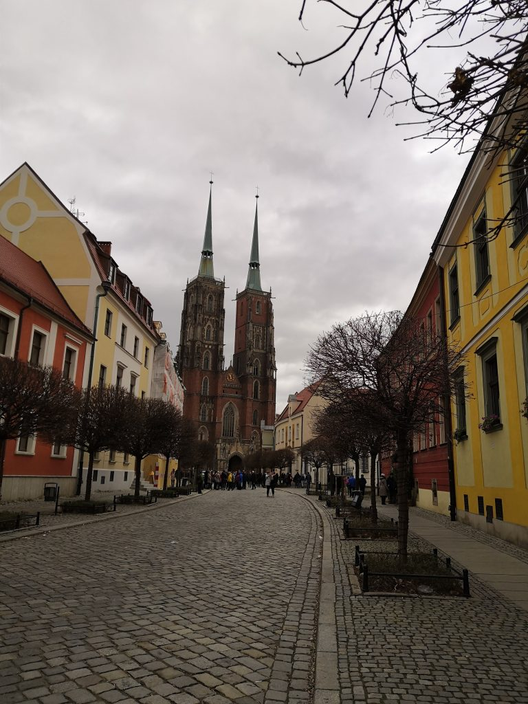 Wroclaw Christmas Markets | John the Baptist Cathedral