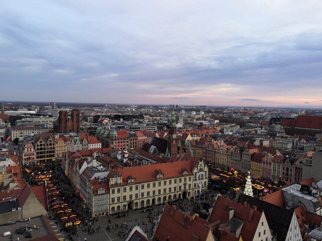 Wroclaw Christmas Markets | Elizabeth Church