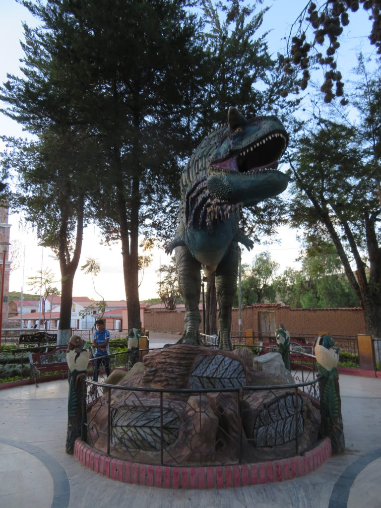 Toro Toro National Park   Main square