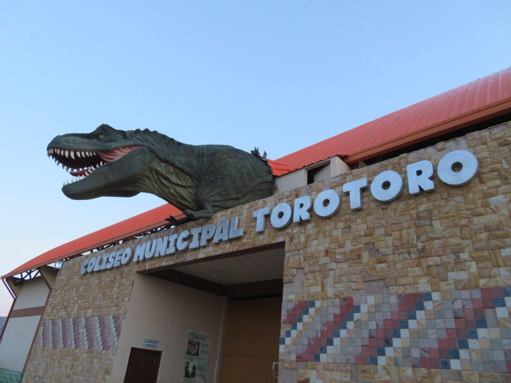 Toro Toro National Park   Coliseo Municipal Toro Toro