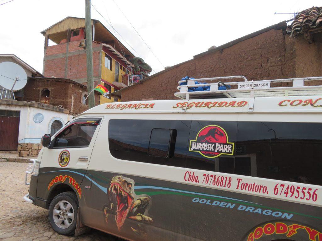 Toro Toro National Park   Bus to Toro Toro
