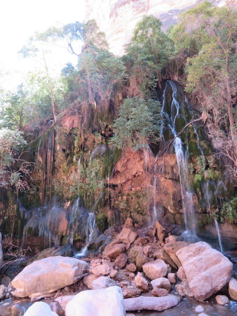 Toro Toro National Park   El Vergel Waterfall